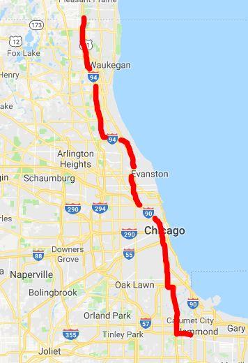 I94 Exits Michigan